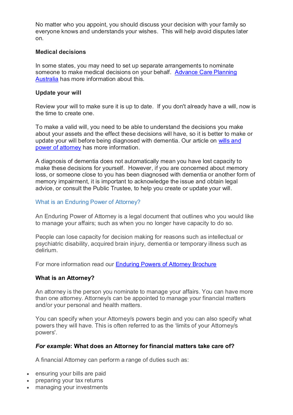 OPAP Newsletter Page 6